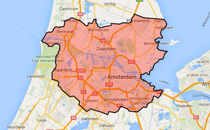 regionale-dekking